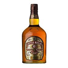 Chivas Regal 12 Year Old  1L/40%