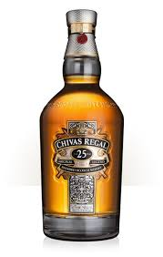 Chivas Regal 25 Year Old 700ml/40%