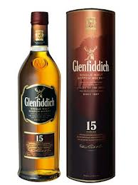 Glenfiddich 15 Solera 700ml/40%
