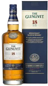 The Glenlivet 18 Year Old 700ml/43%