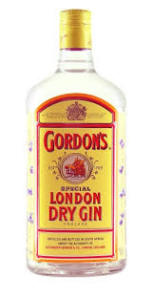 Gordon's London Dry Gin 700mL/37%
