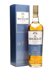 Macallan 12 Year Old Fine Oak 700ml/40%