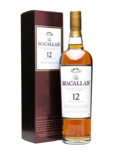 Macallan 12 Year Old Sherry Oak 700ml/40%
