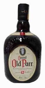 Old Parr 12 Year Old 1L/40%