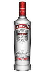 Smirnoff Strawberry 750ml/35%