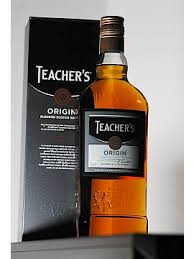 Teacher's Origin 700ml/40%