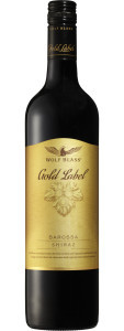 Wolf Blass Gold Label Shiraz 750ml/14.5%