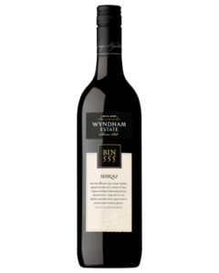 Wyndham Estate Bin 555 Shiraz 750ml/14,2%