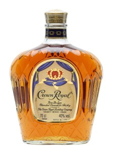Crown Royal Canadian Whisky 700ml/40%