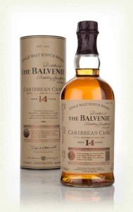 Balvenie 14 Year Old Caribbean Cask 700ml/43%