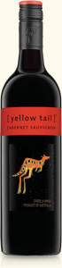 Yellow Tail Cabernet Sauvignon 750ml/13.5%