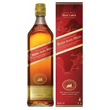 Johnnie Walker Red Label Scotch Whisky 375mL/40%