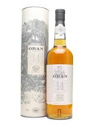 Oban 14 Year Old 700ml/43%