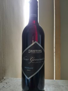 Drayton's New Generation Merlot 750ml/13.5%
