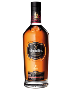 Glenfiddich 21 Year Old Gran Reserva Scotch Whisky 40% 700ml