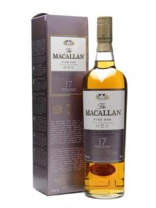 Macallan 17 Year Old Fine Oak 750ml/43%