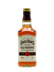 Early Times Old Reserve Bourbon 700ml/40%