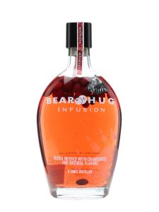 Bear Hug Cranberry Vodka Infusion 1000ml/21%