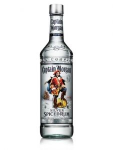 Captain Morgan Silver Spiced Rum 750ml/35%