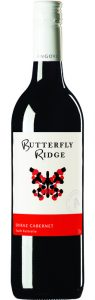 Butterfly Ridge Shiraz Cabernet 750 ML/13%