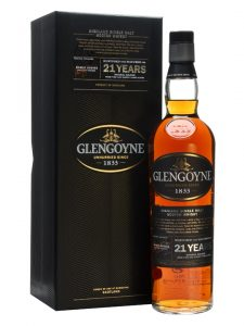 Glengoyne 21 Year Old Sherry Cask 700ml/43%