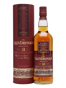 Glendronach 12 Year Old Original  700ml/43%