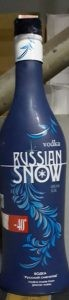 Russian Snow Blue Vodka 500ml/40%