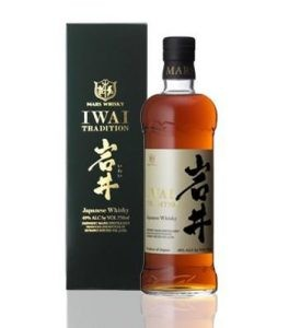 Mars Iwai Tradition Japanese Whisky 750ml/40%