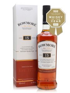 Bowmore 15 Year Old 700ml/43%