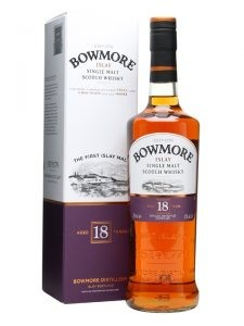 Bowmore 18 Year Old 700ml/43%