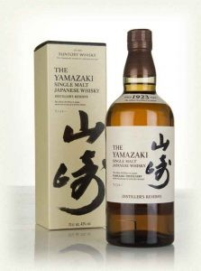 The Yamazaki Single Malt Whisky – Distiller's Reserve 700ml/43%