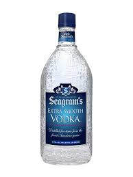 Seagram Vodka 750ml/40%