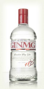 Gin MG 700ML/40%