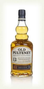 Old Pulteney 12 Year Old 700ML/40%