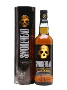 Smokehead Islay Single Malt Scotch Whisky 700ML/43%
